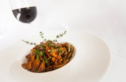 Café du Raisin   Chanterelles